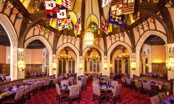 Dreams Come True At Cinderella S Royal Table In Magic Kingdom