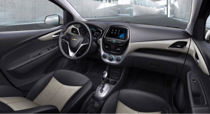 Pin By Katelyn On Cars Chevrolet Spark Small Cars Steering