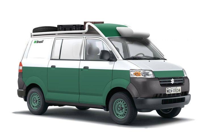 Suzuki Apv Mini Van  Mini Vans Camper Van Campers Surfing Automobile