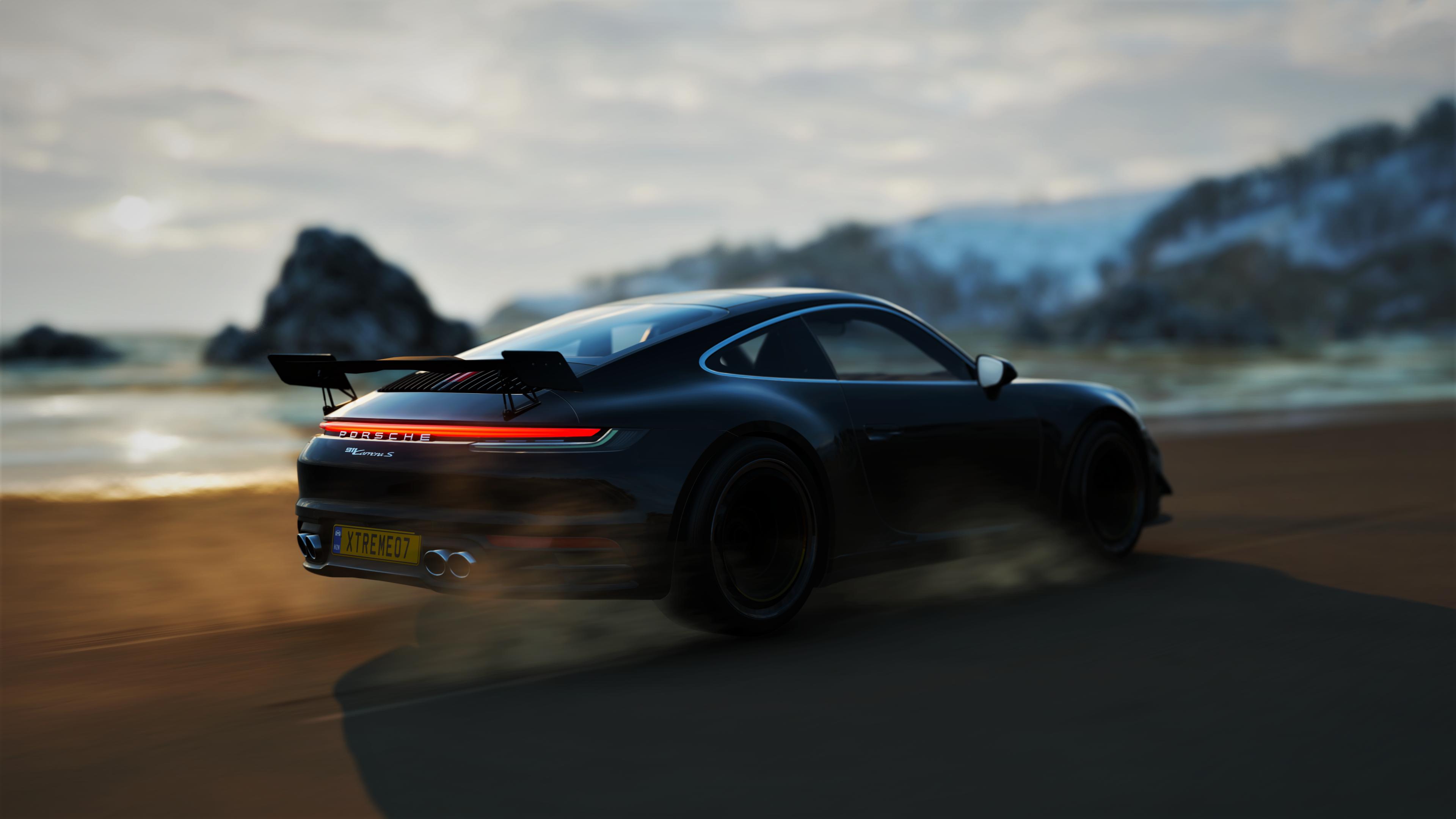 4k Clean Porsche Wallpaper 3840x2160 Forza Horizon 4 Forza Horizon 4 Forza Horizon Forza