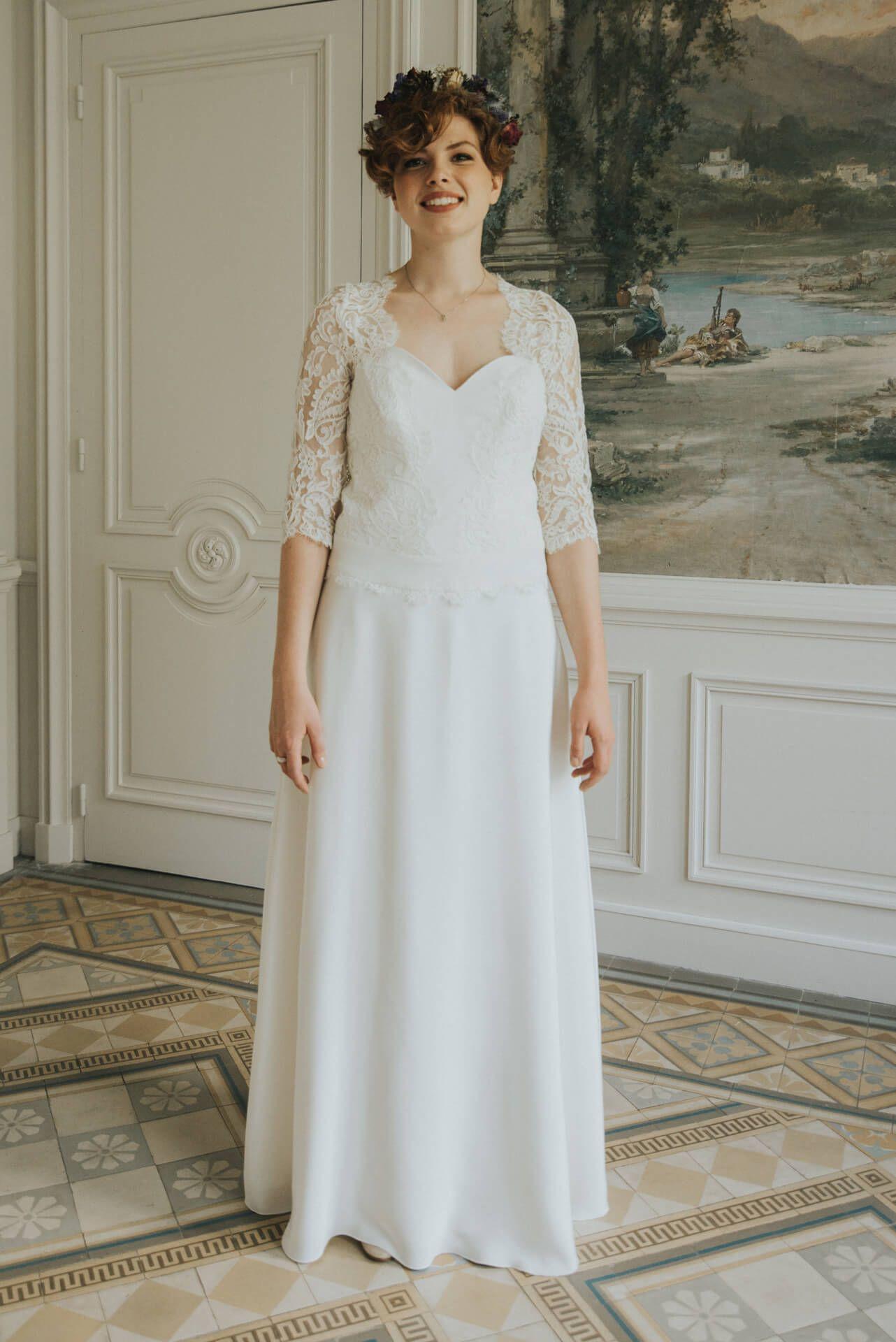 Robe de mariee lyon 3