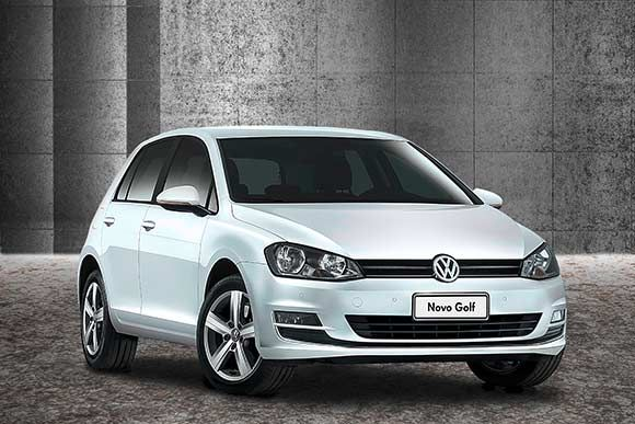 Ficha técnica completa do Golf 1.0 Turbo TSi Confortline 2017