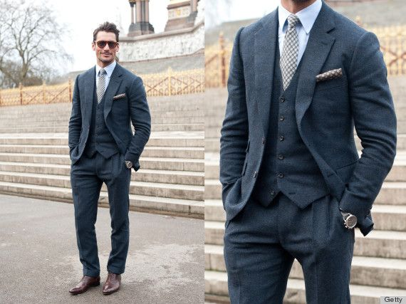 10 Things Guys Can Wear To Win Over A Woman | A well, David and Nice