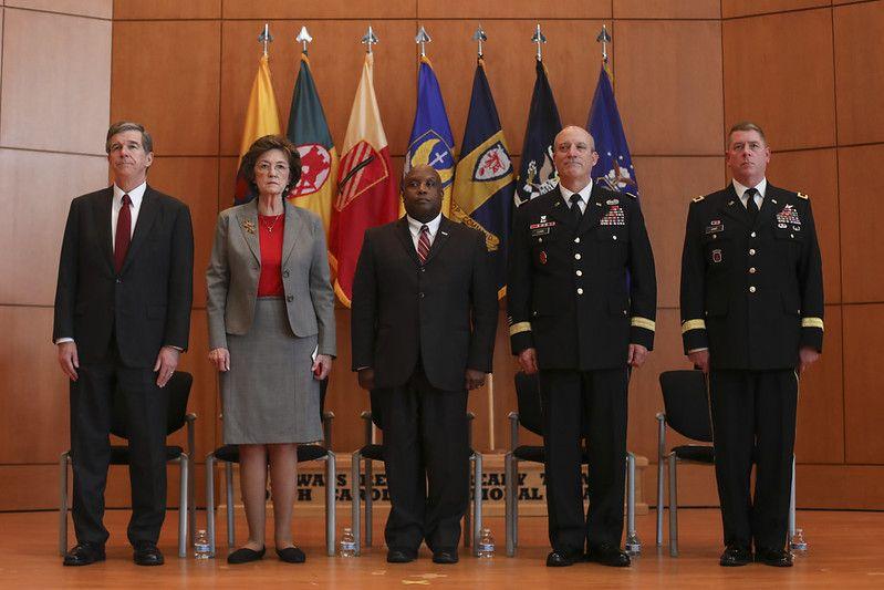 North Carolina National Guard Conducts Adjutant General