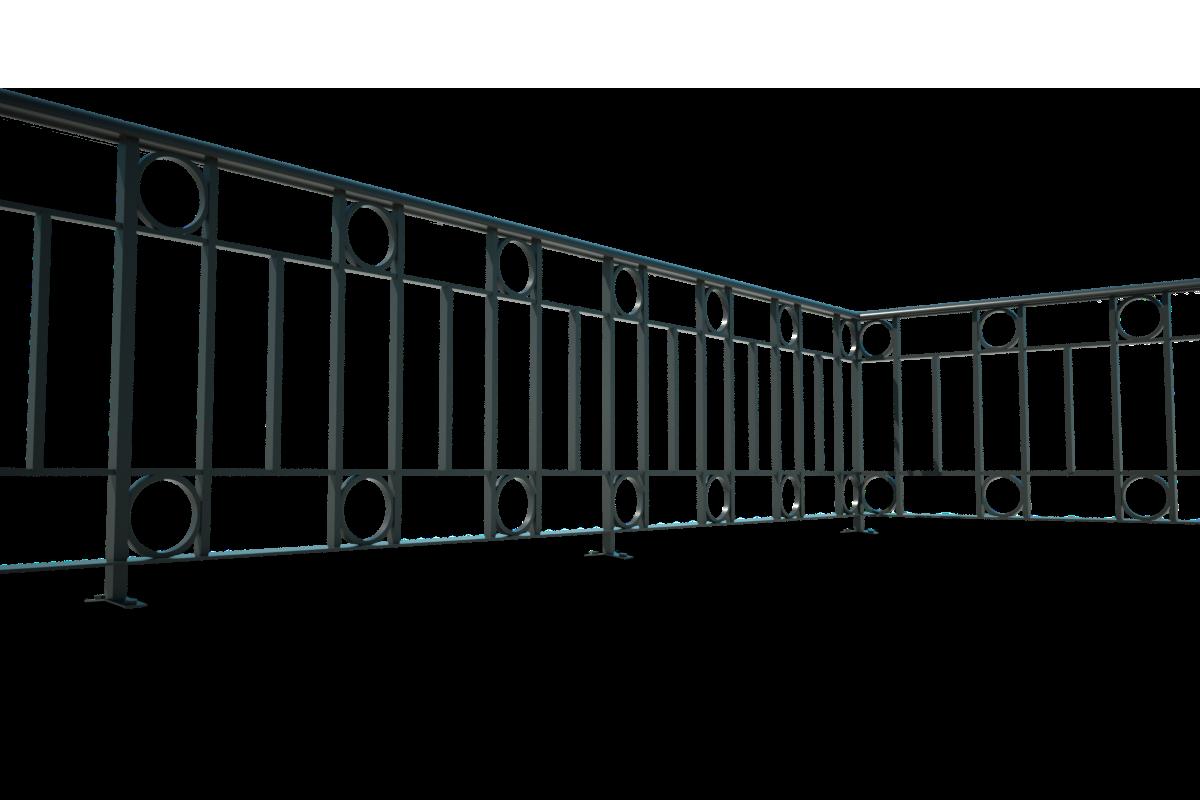 Wrought Iron Plain Balcony Grill Design Railing Design Iron Balcony Railing