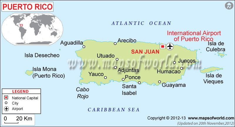 Map Of Puerto Rico Been There Done That Puerto Rico Puerto