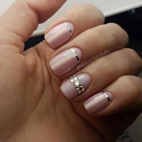 Pin by Flicka Mosendz on nails | Pinterest | Manicure, Nail inspo ...