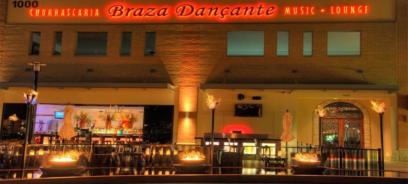 Allen texas braza dancante brazilian churrascaria