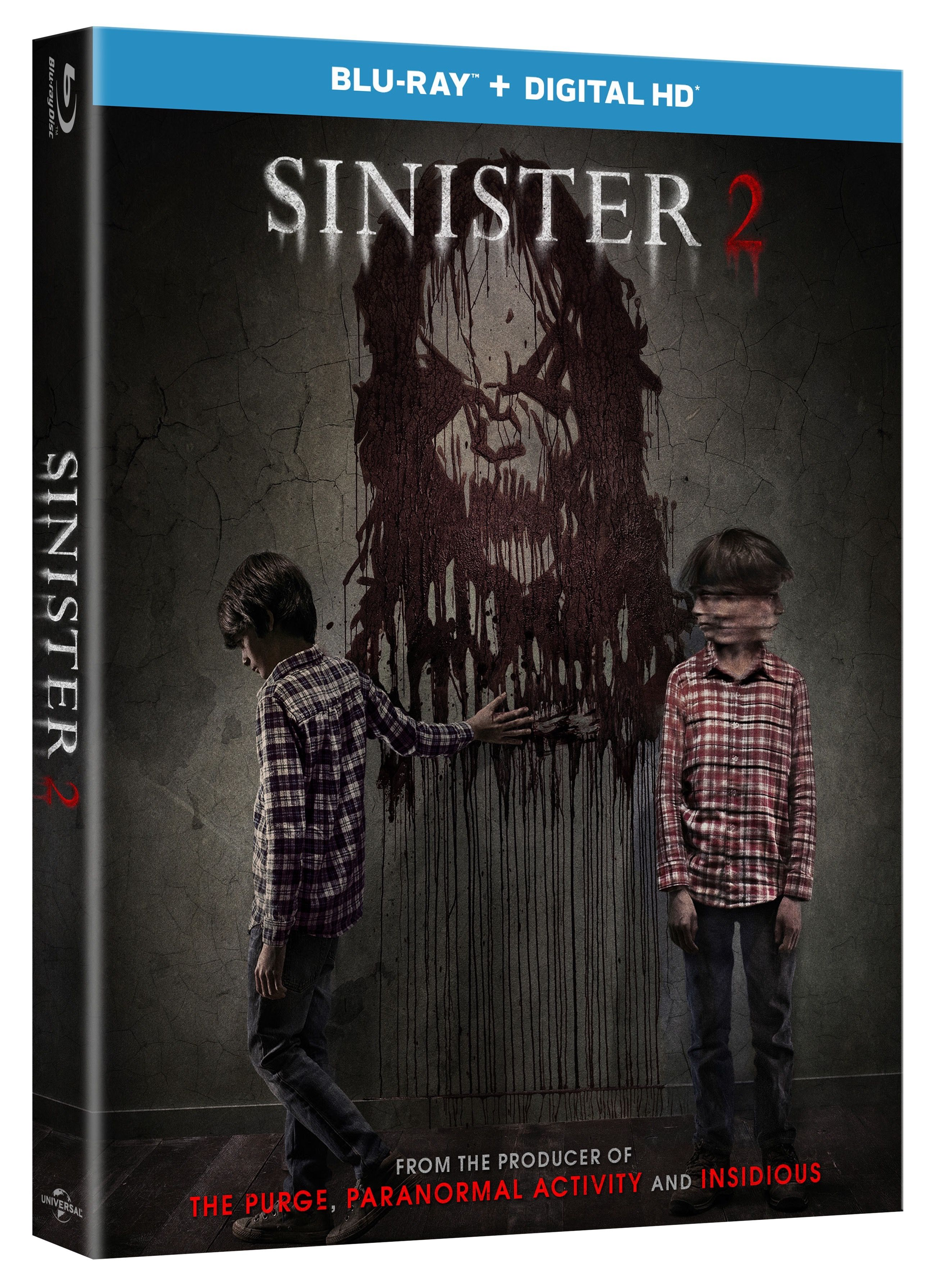 Sinister 2, available now on Digital HD, will be out on