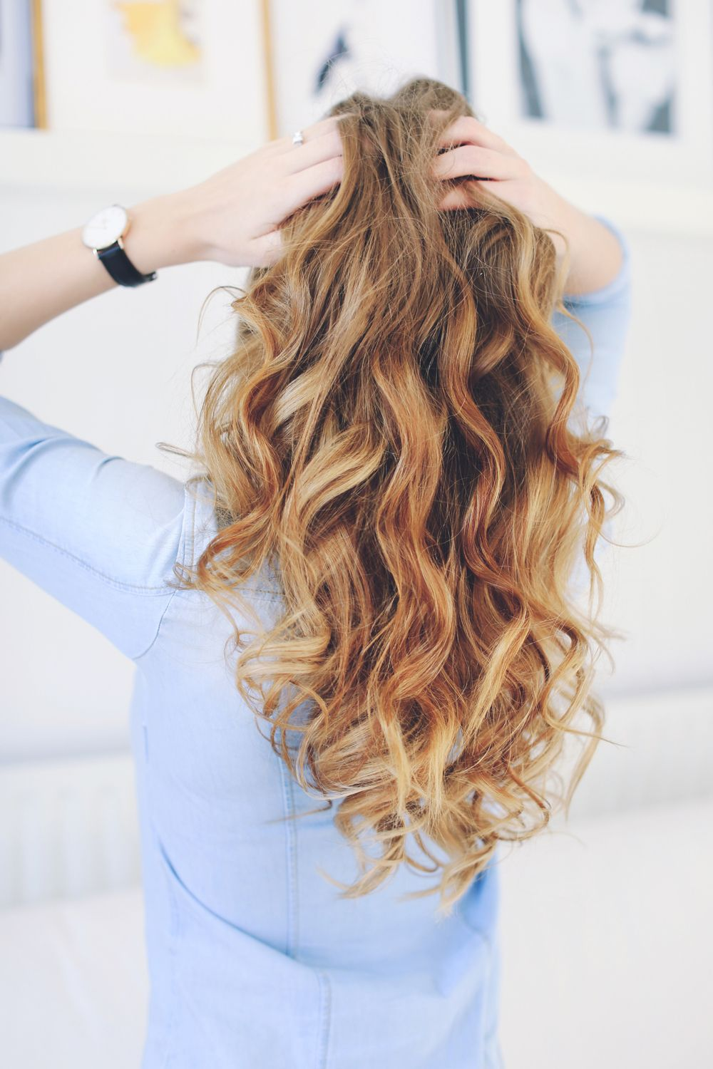 5 Tips On How To Make Your Curls Last Longer Luxy Hair Blog All
