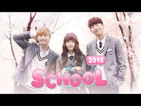 School 2015 Cap 1 Sub Español Korean Drama Drama Yook Sungjae