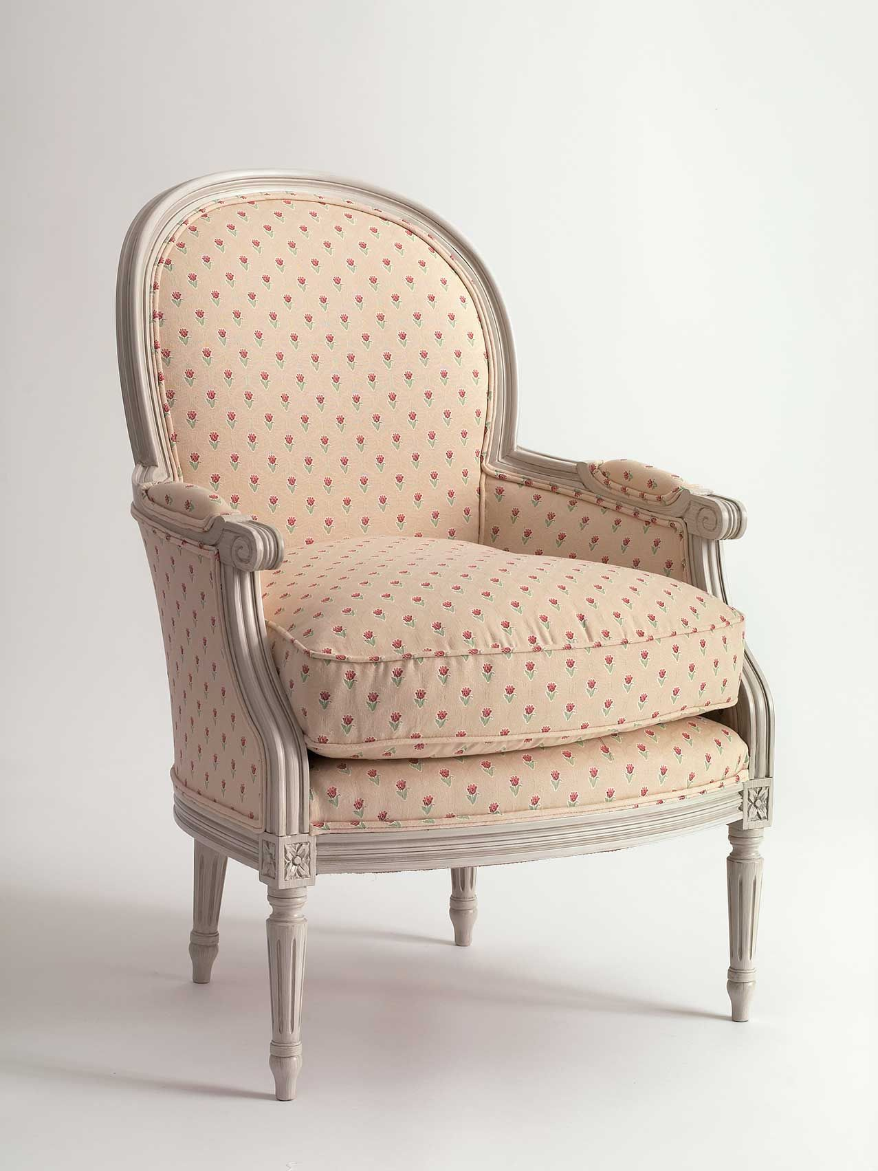 Louis Begere Chair 475 Occasional Chairs Chair French Bergere Chairs