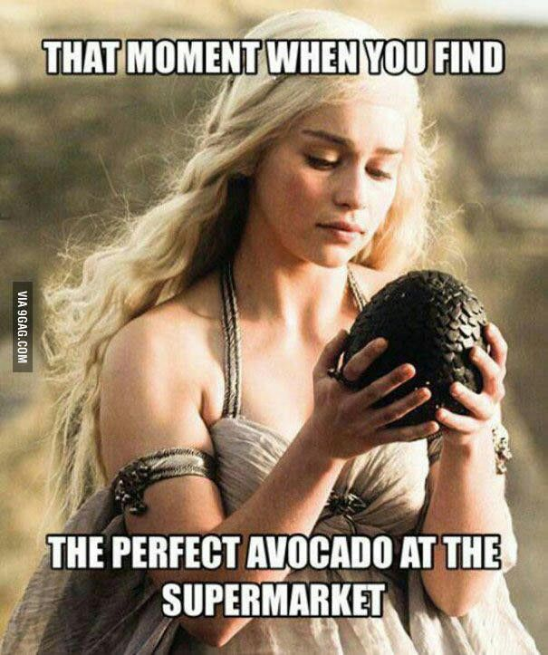 The one avocado you can hatch. - 9GAG