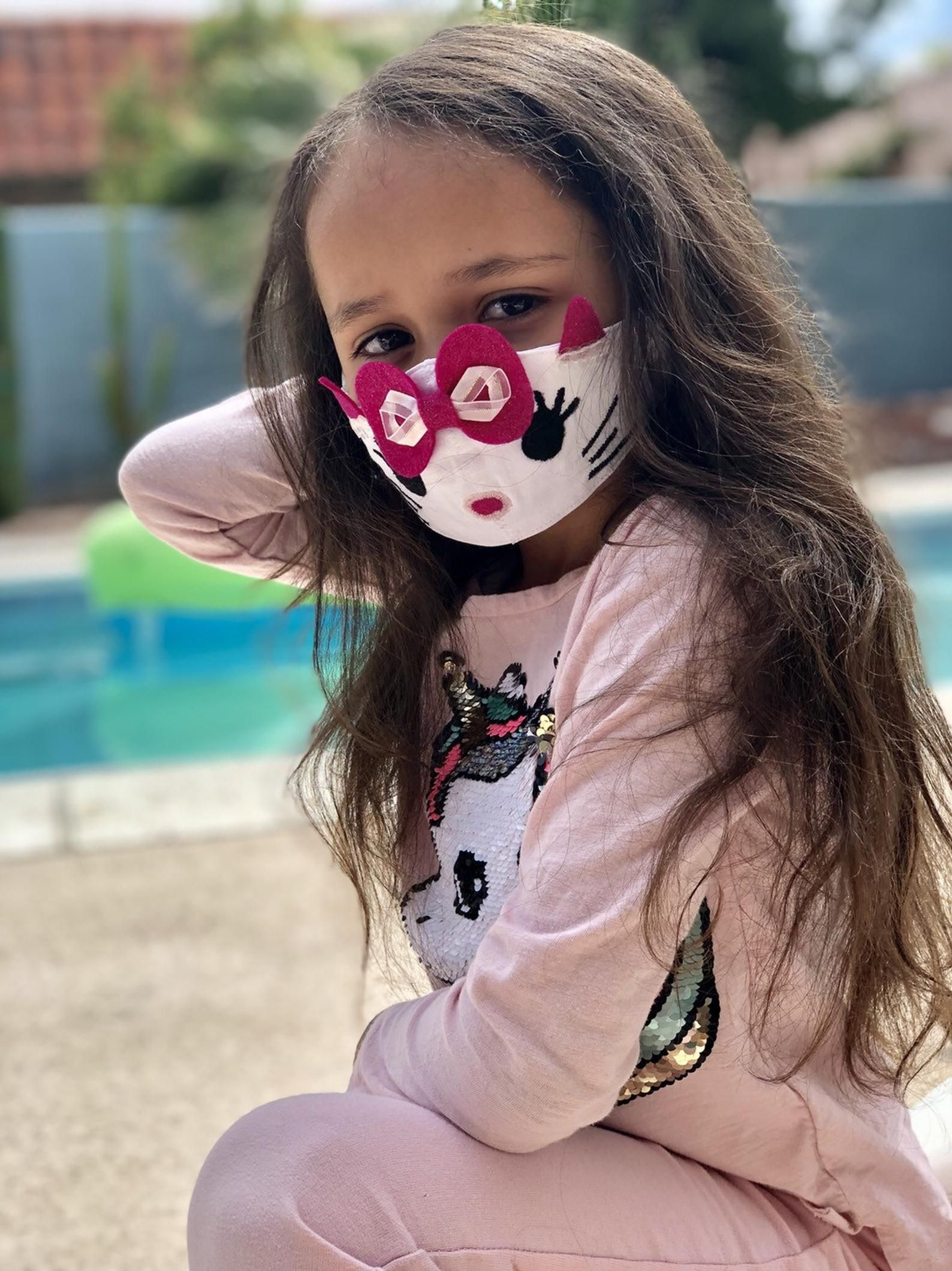 Face Mask KIDS Protective Mask Reusable Washable Etsy in