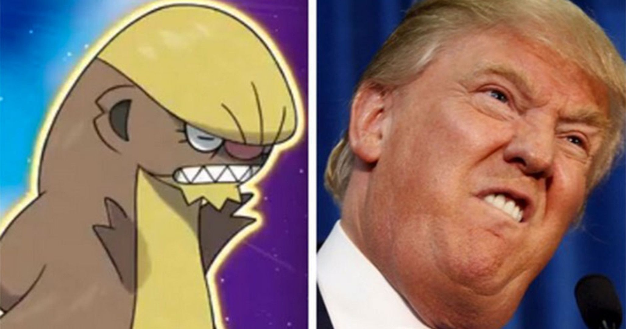 Yungoos = Trump