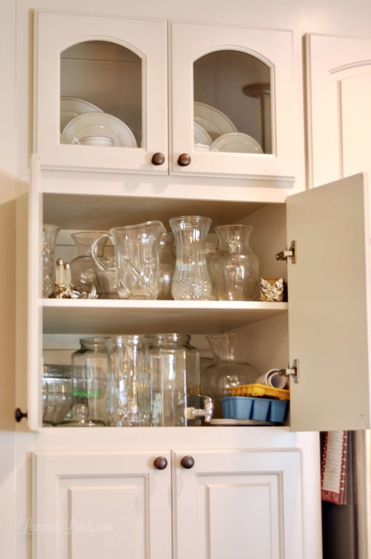 an organized kitchen tour kitchen organization cabinet design custom cabinets on kitchen decor organization id=48259