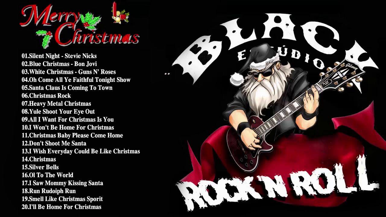 Christmas Rock N' Roll Songs Rock Christmas Songs
