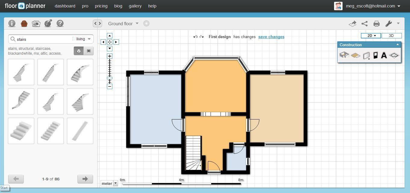 Floor Plan Maker Architecture Software Free Download Online App 3d Architecture Home Design Software My Sketch In 2020 House Plan Maker Floor Plan Creator Plan Maker