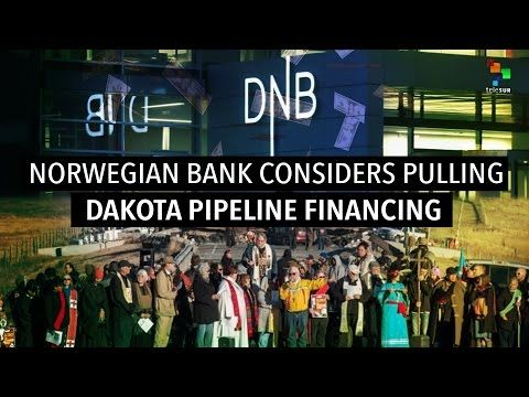 FOX: Largest bank in Norway pulls its assets in Dakota Access pipeline | Health Nut News