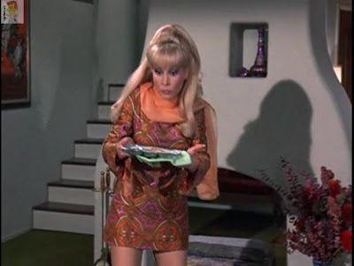 Retrospace: Mini Skirt Monday #80: Barbara Eden   I Dream of ...
