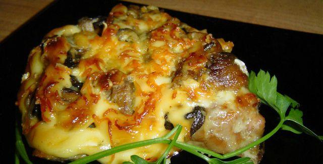 Картошка с салом на шпажке в духовке рецепт с фото