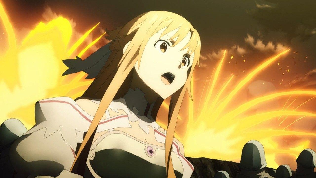 Sword Art Online War Of Underworld Episode 12 Sword Art Online Movie Sword Art Online Sword Art