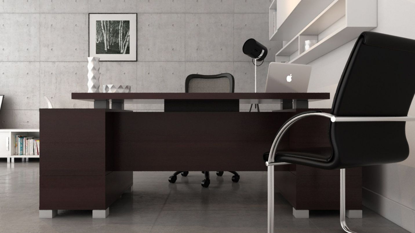walnut office furniture. Executive Modern Desk - Expensive Home Office Furniture Check More At Http://michael Walnut