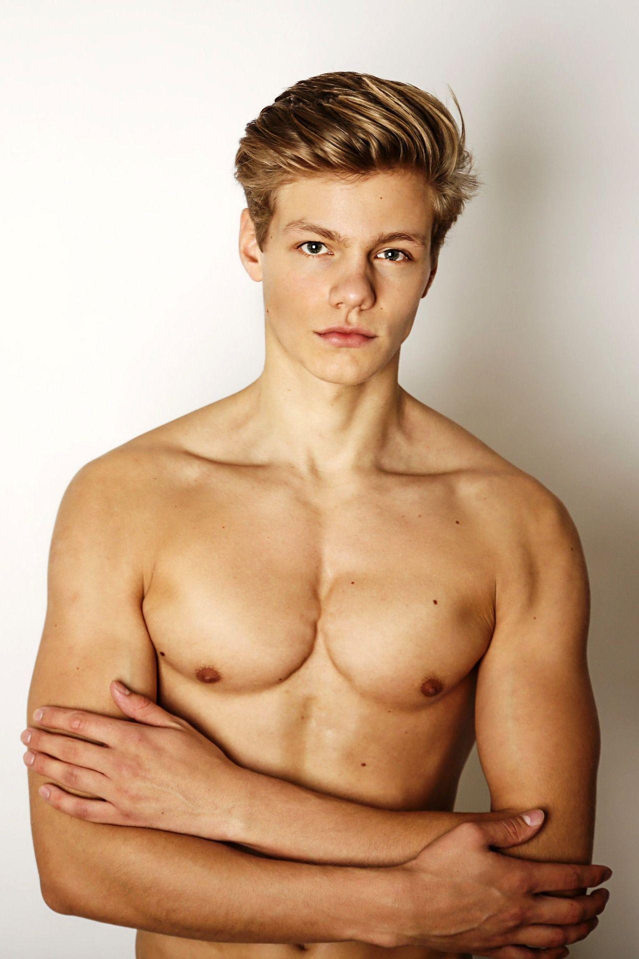 florian Gay boy model