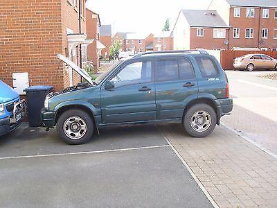 eBay: suzuki grand vitara spares or repair #carparts #carrepair | UK
