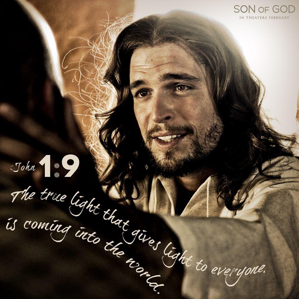 Son of God Movie by Roma Downey and Mark Burnett. www.Gods411.org ...