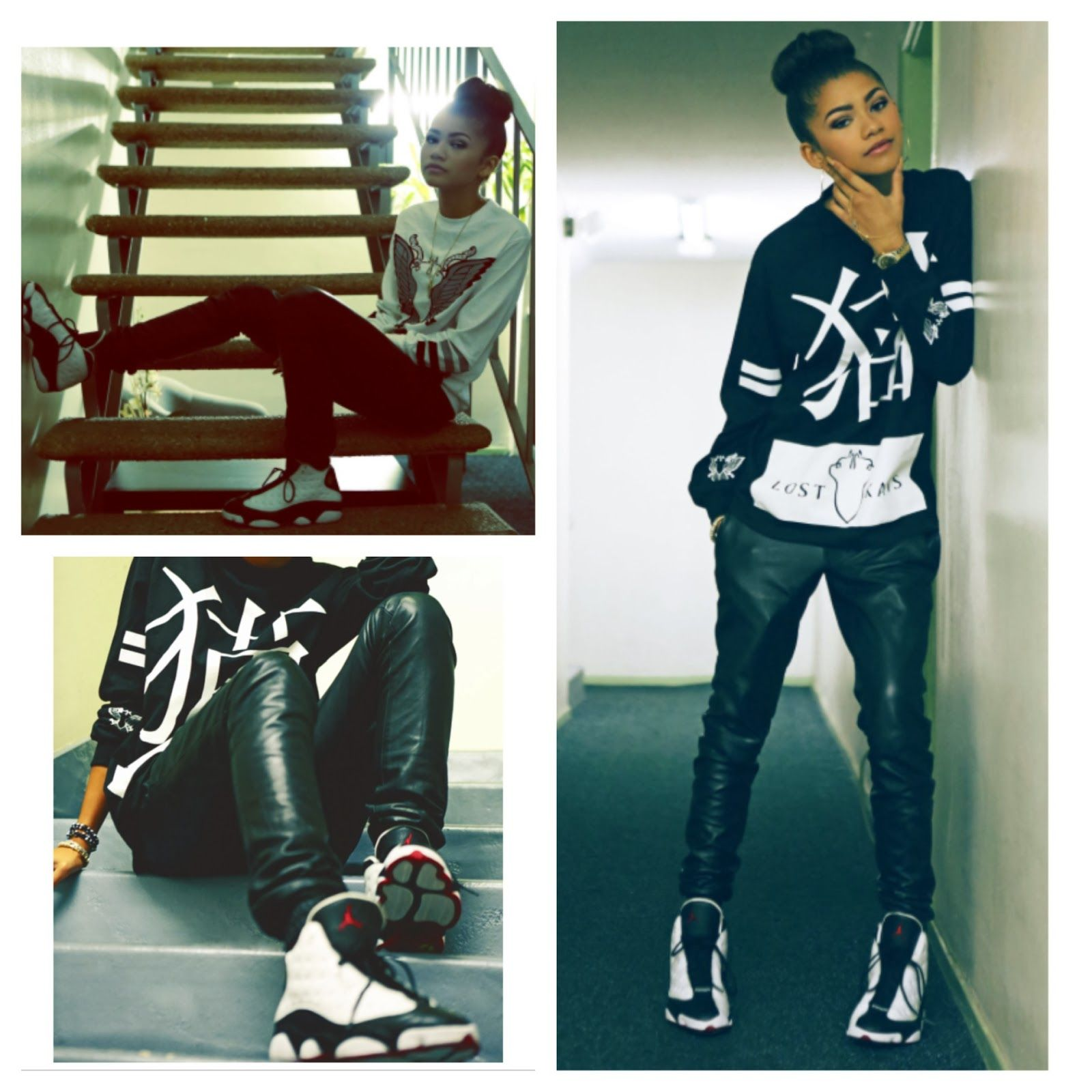 zendaya tomboy | dareyna swann Monday, November 11, 2013