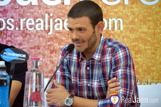 Ramón Tejada, nuevo entrenador del Real Jaén para la próximo temporada