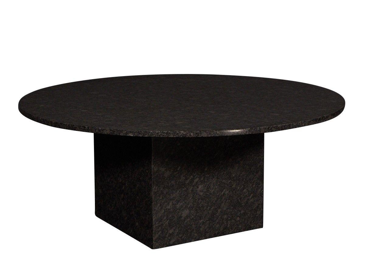 Runder Gartentisch Aus Granit Gartentisch Granittisch Tisch