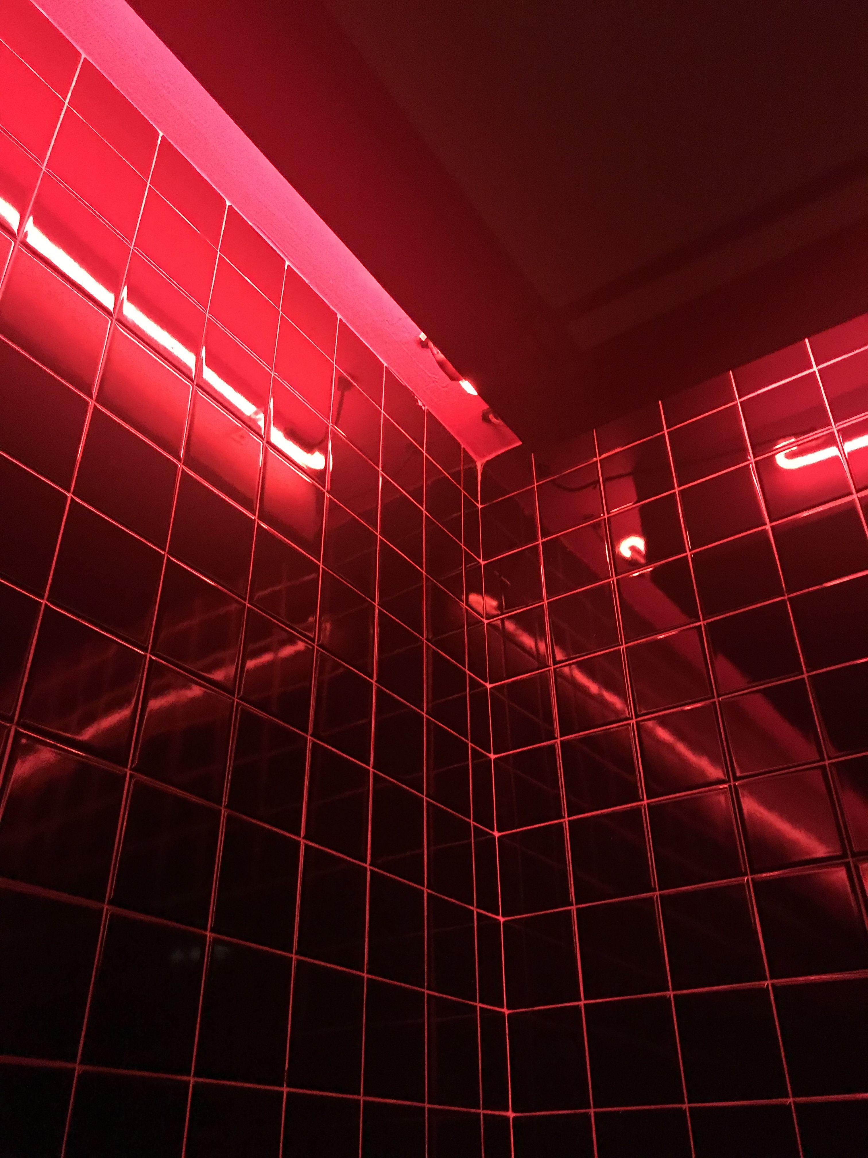 red aesthetic lights Red aesthetic, Aesthetic colors