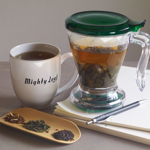 Tropical Green Tea With Mint Will Change Your Life