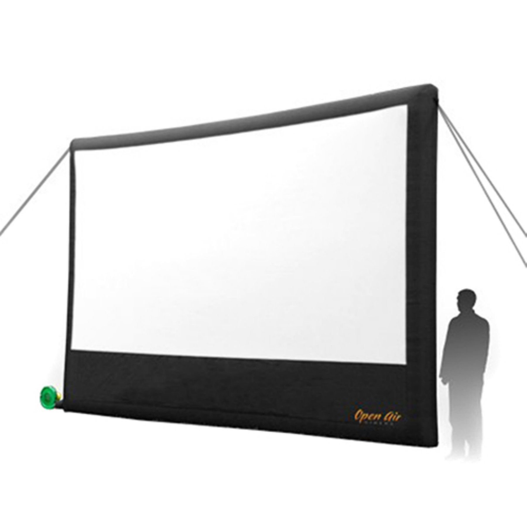 Open Air Cinema 16 ft. Inflatable Home Screen - H-16 | Products
