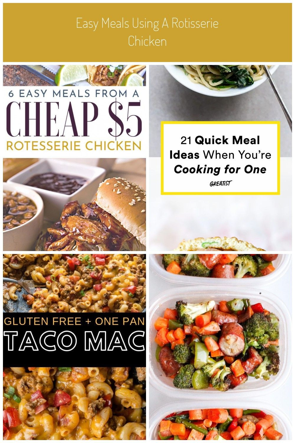 These Easy Cheap And Relatively Healthy Chicken Dinner Recipes Use