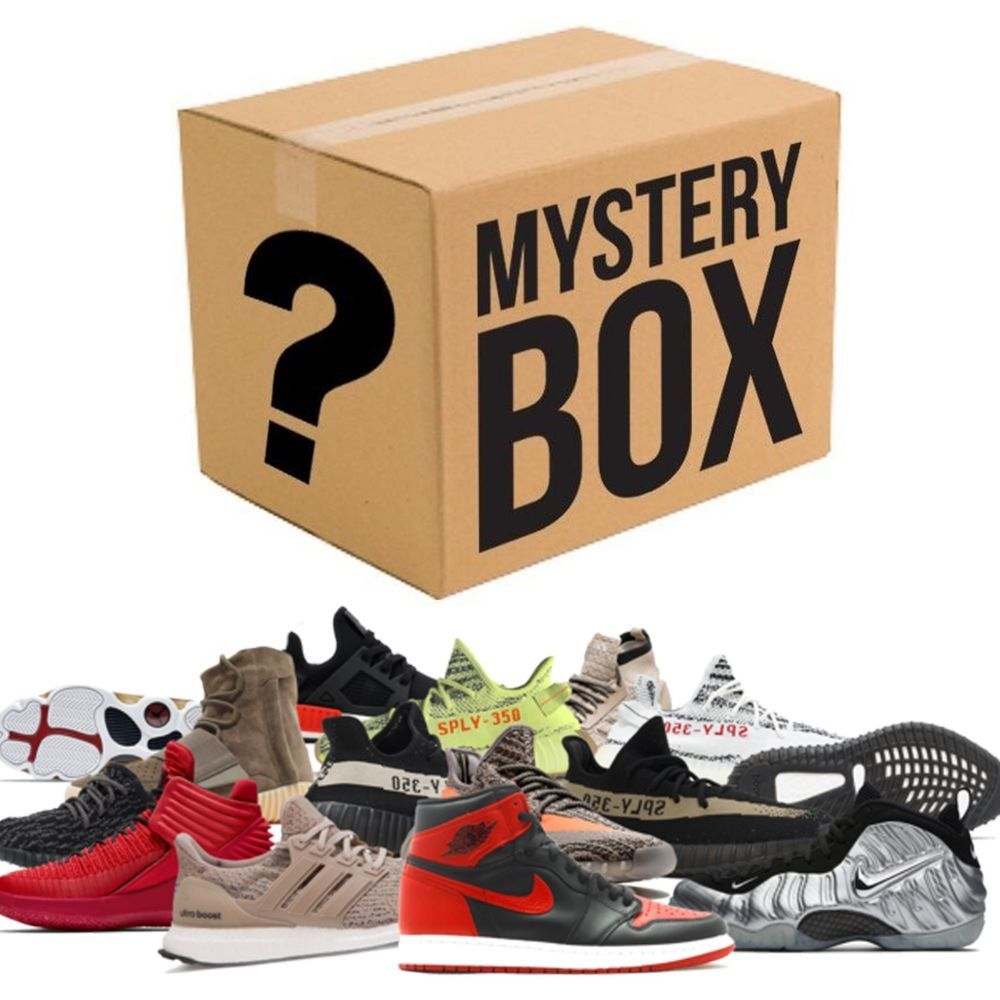 Mystery Hypebeast Sneaker Box Fashion Clothing Shoes Accessories Mensclothing Othermensclothing Ebay Link Sneakers Box Hypebeast Sneakers Shoe Box