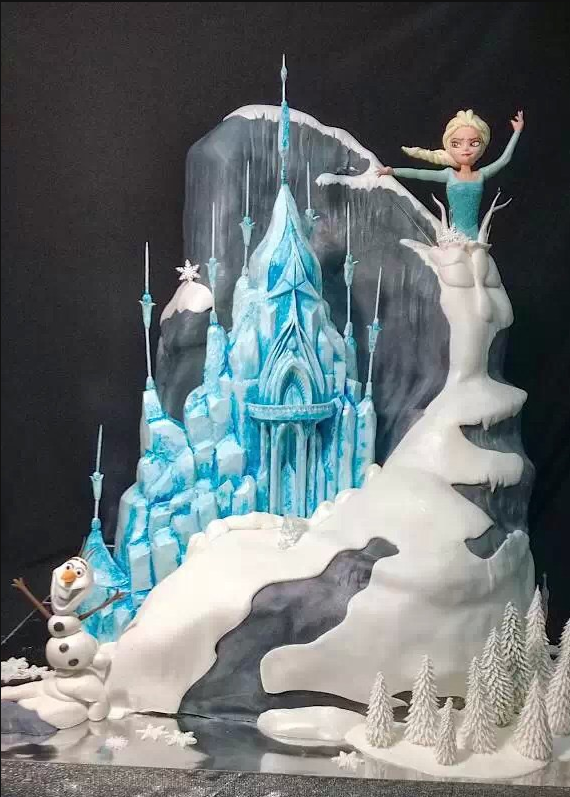 Frozen Birthday Party Ideas Kids Birthday Party Ideas Birthday Cake
