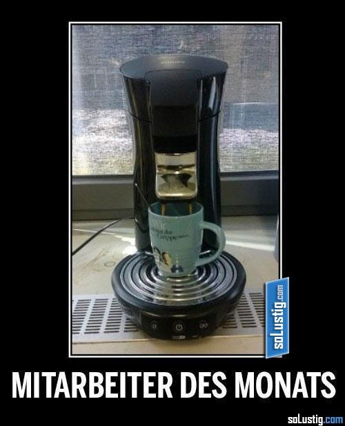 mitarbeiter des monats arbeit b ro job kaffeemaschine mitarbeiter mitarbeiter
