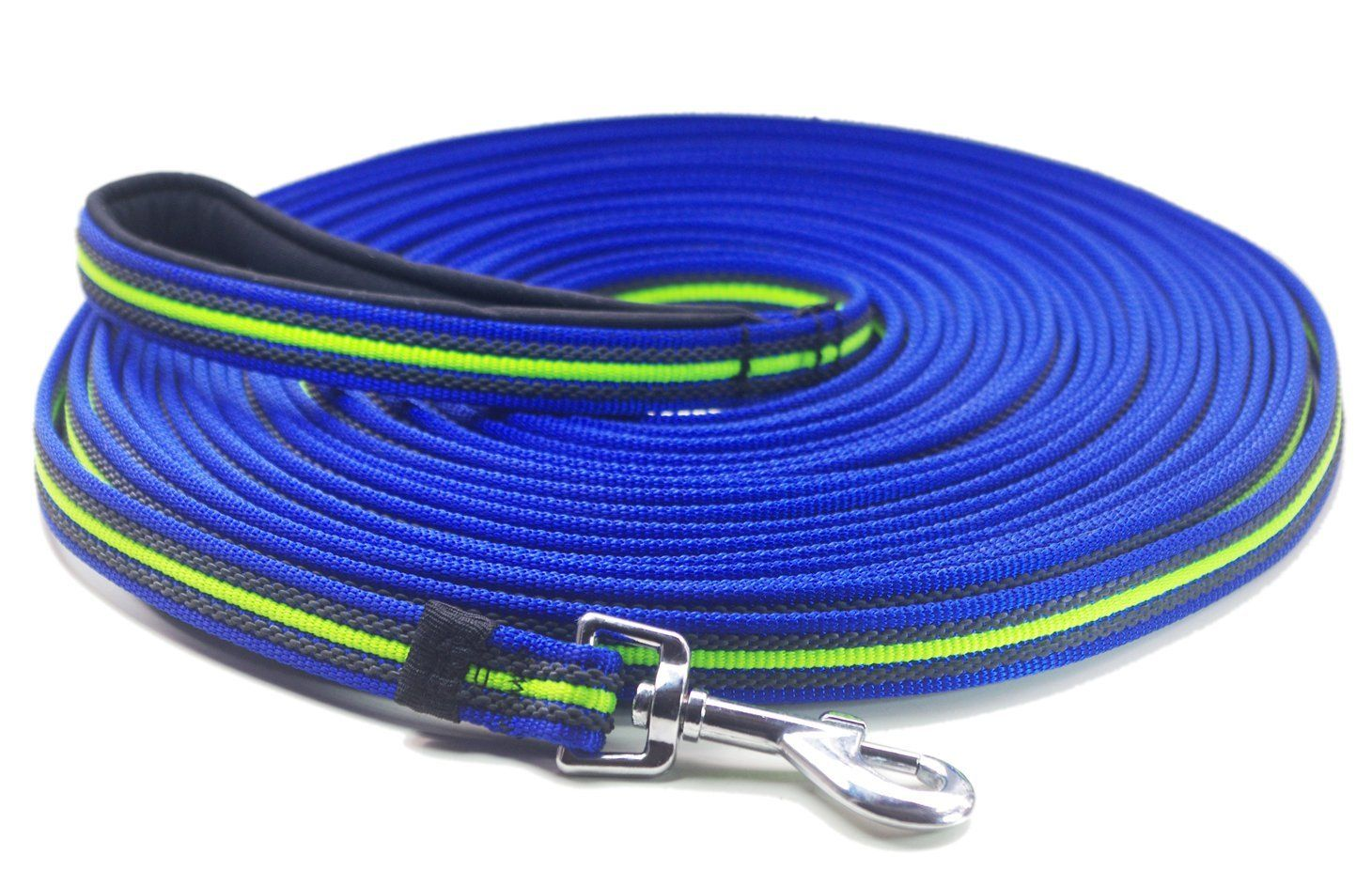 Yogadog Durable 15 Ft To 50 Ft Dog Tracking Training Lead