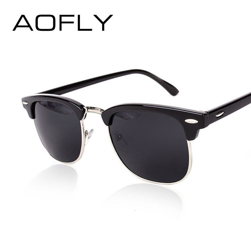 911ed0c4a72 Check it here http   eylish.myshopify.com products classic-half-metal- sunglasses-men-women-brand-designer-glasses utm campaign social autopilot utm source   ...