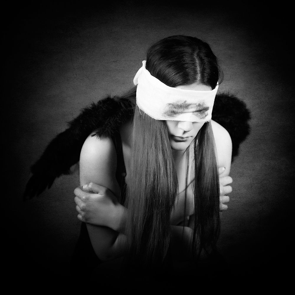 Photography miscellaneous broken angel by alexandra maria fira