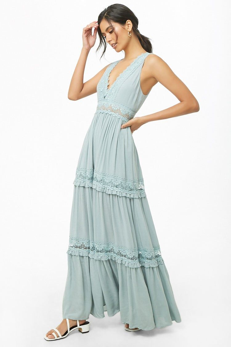 Wear In Public At Your Own Risk People Find Me Very Approachable In My Flower Crown Maxi Dress Neutral Maxi Dresses Pretty Dresses Casual