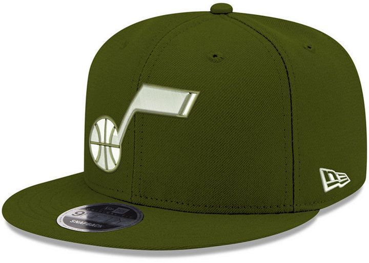 55bbecc0268 New Era Utah Jazz Fall Dubs 9FIFTY Snapback Cap