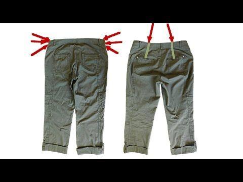 Einen Hosenbund weiten – wikiHow