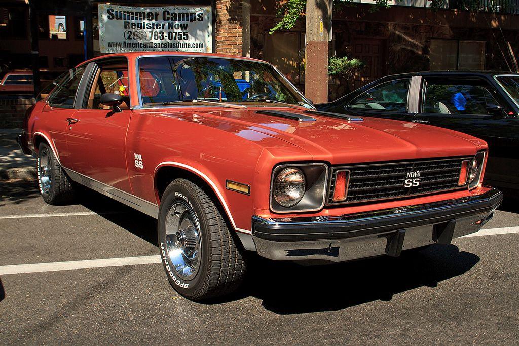 Chevrolet Dealers Kansas City >> 1975 - Nova SS | American Muscle | Chevy nova, Nova car, Chevrolet