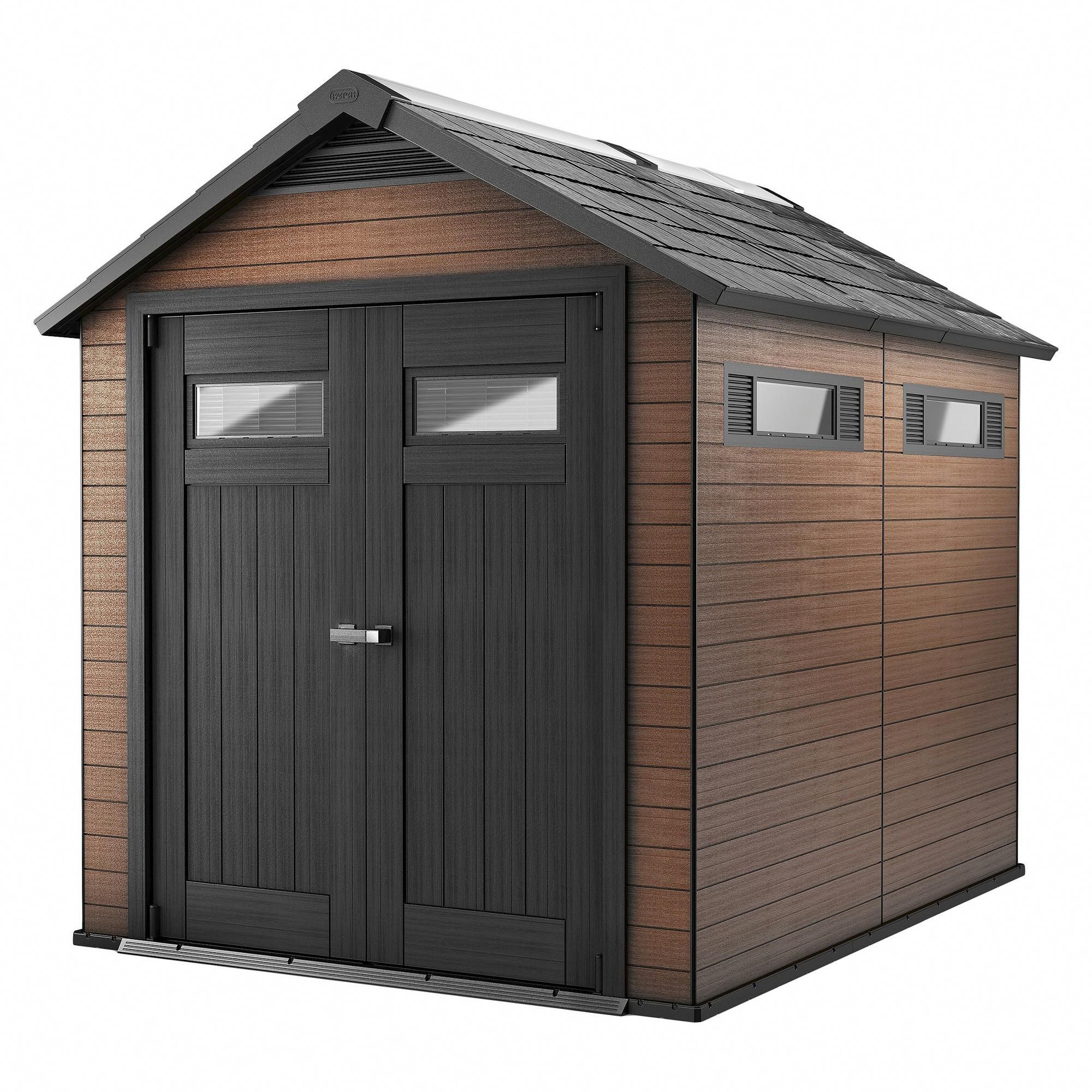 What Is A Conservatory Plastic Storage Sheds Wood Storage Sheds Plastic Sheds