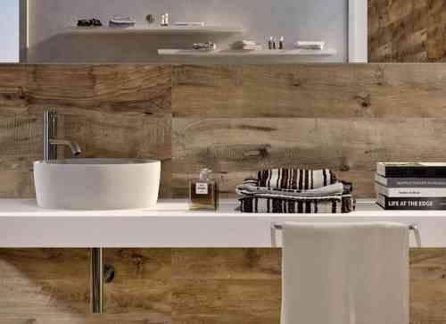 carrelage design en c ramique effet bois cuisine. Black Bedroom Furniture Sets. Home Design Ideas