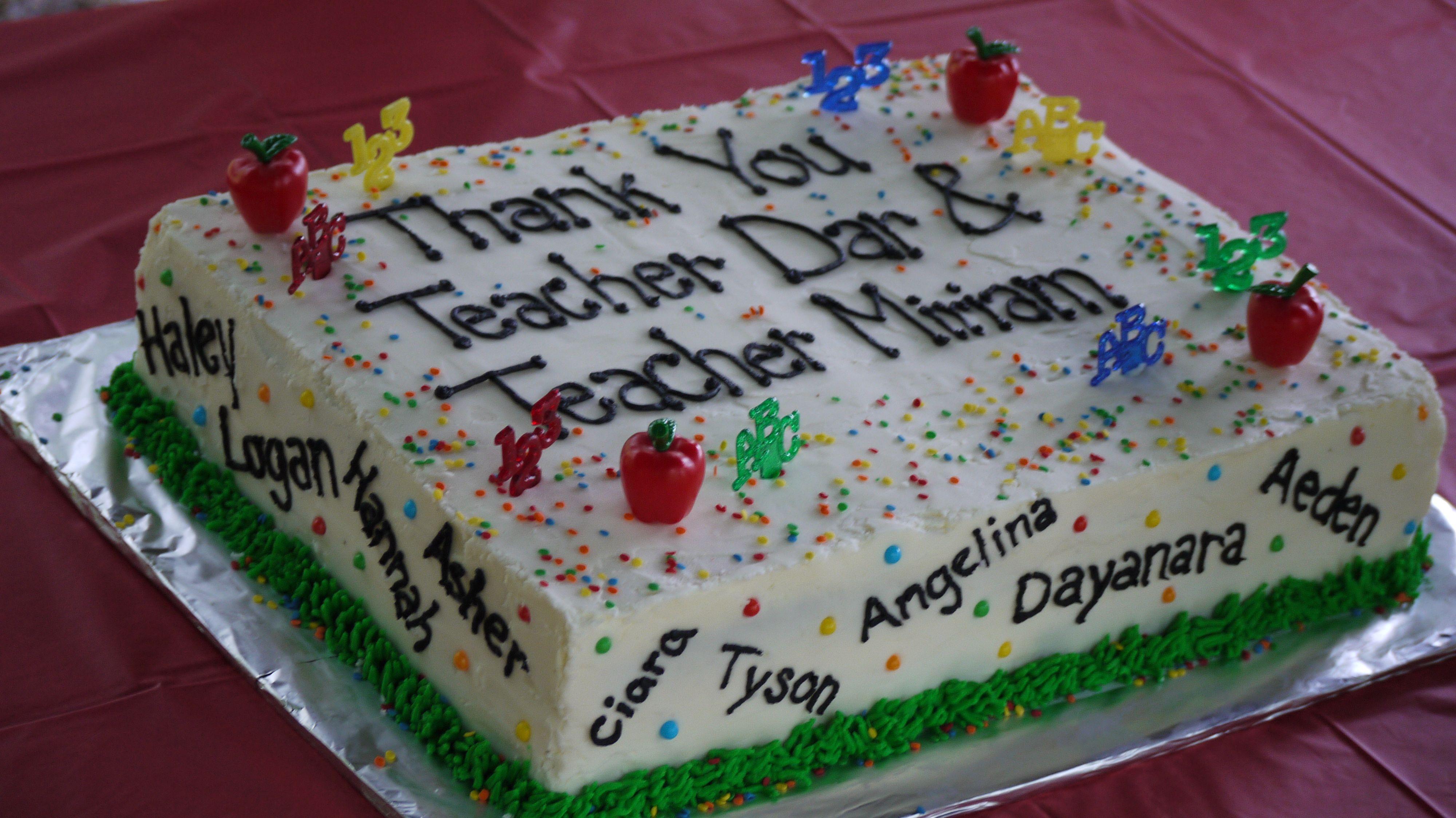 Pin By Domestic Diva On Cake Decorating Ideas Teacher Cakes Graduation Cakes School Cake